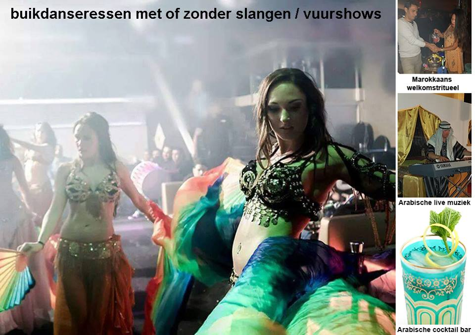 Workshop buikdansen
